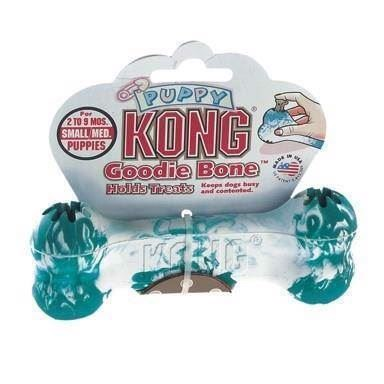 N/A Puppy kong goodie bone small på mypets.dk