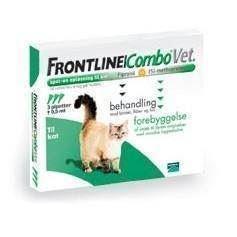 Frontline combo, voksne katte (3 x 0,50 ml) fra N/A på mypets.dk