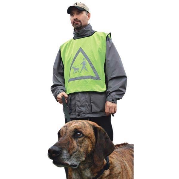 Sikkerhedsvest til hundeejeren, small-medium fra N/A fra mypets.dk