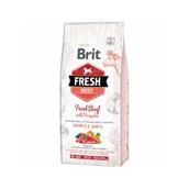 Brit Fresh Beef Puppy Large Breed, 2.5 kg