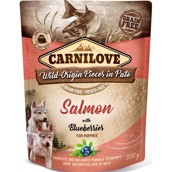 Carnilove Pouch Pate med Laks, 300g
