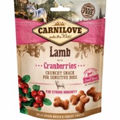 Carnilove Crunchy Snack Lam, 200g