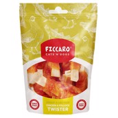 FICCARO Chicken and Pollock Twister, 100g