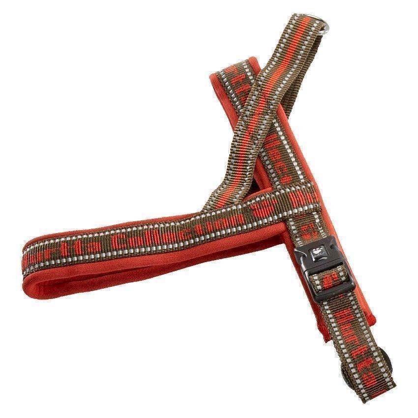 N/A Hurtta pro sele, rød 120 cm fra mypets.dk