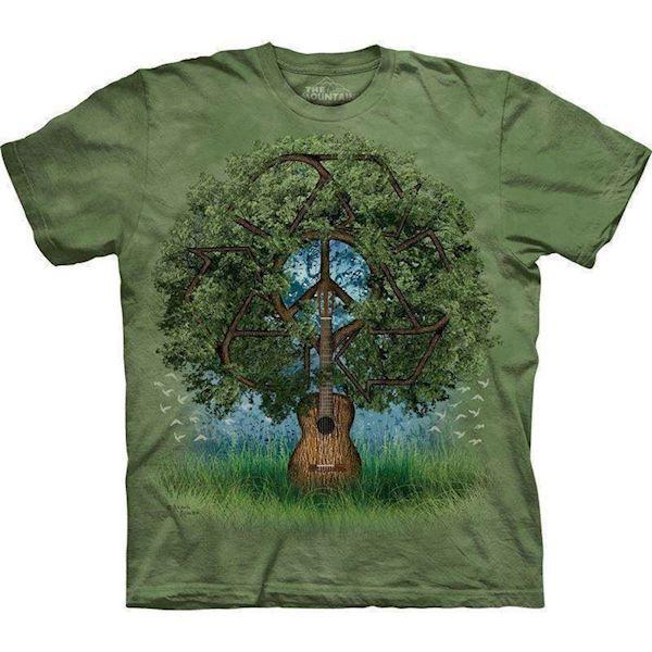 N/A – Guitar tree t-shirt på mypets.dk