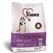 N/A – 1st choice adult performance, 15 kg fra mypets.dk
