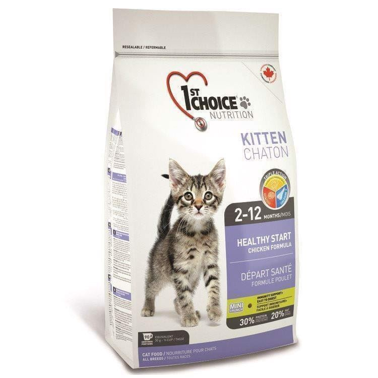 1st Choice Healthy start, kitten 5,44