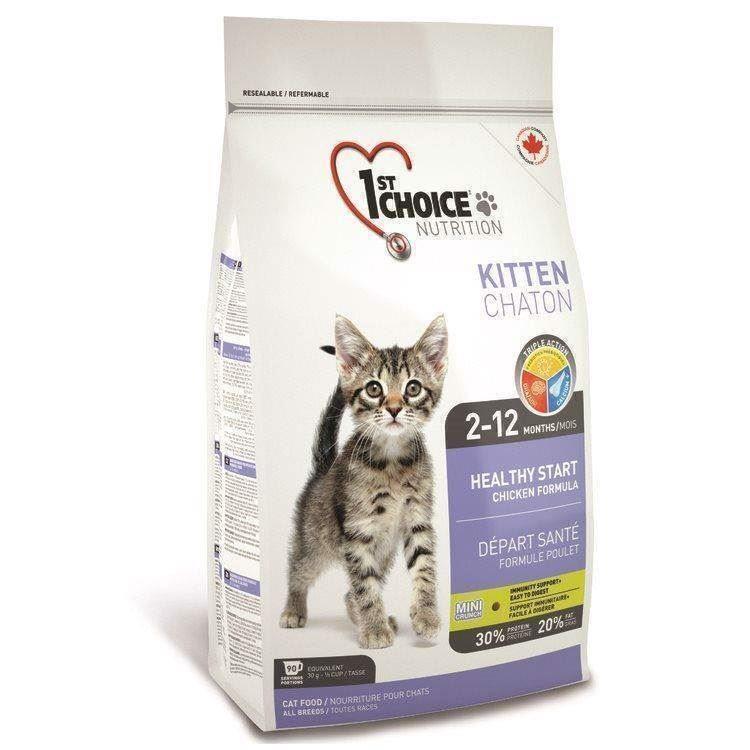 1st Choice Healthy start, kitten 5,44