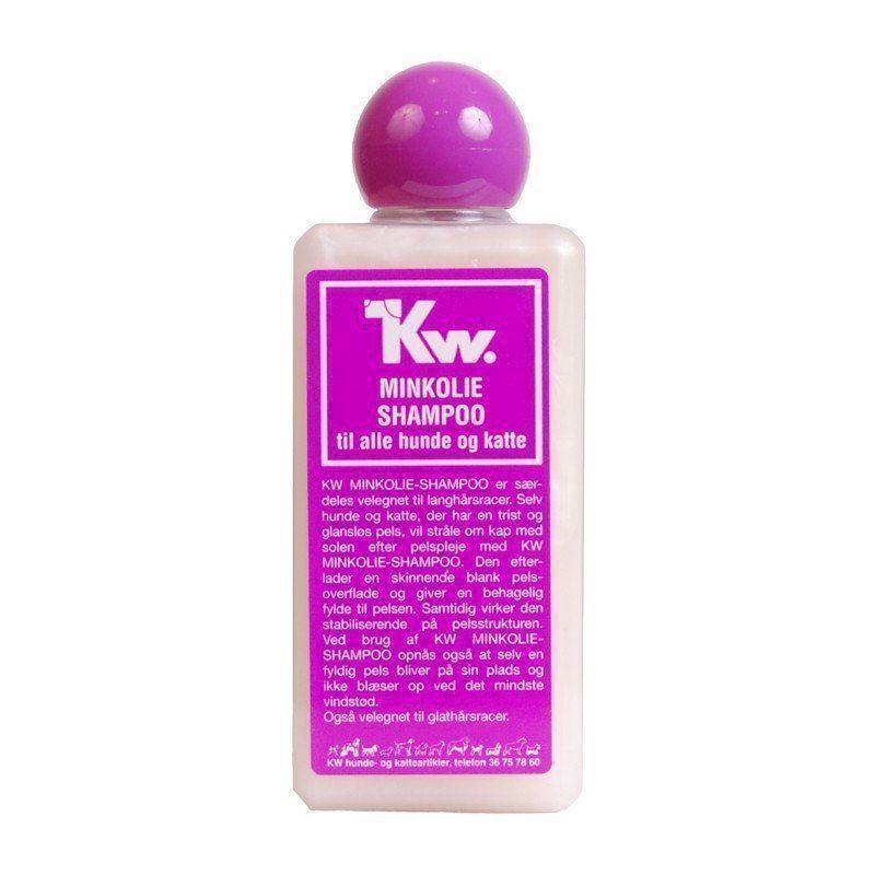 Kw Minkolie Shampoo, 500 Ml