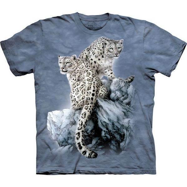 N/A T-shirt med high on top motiv på mypets.dk