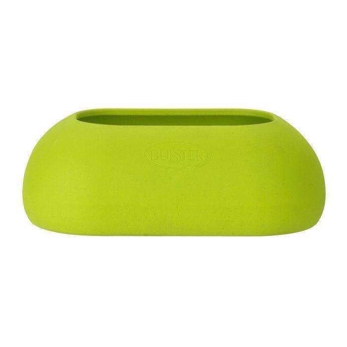 BUSTER IncrediBowl, mad og vandskål til hunde, 2 liter, Lime