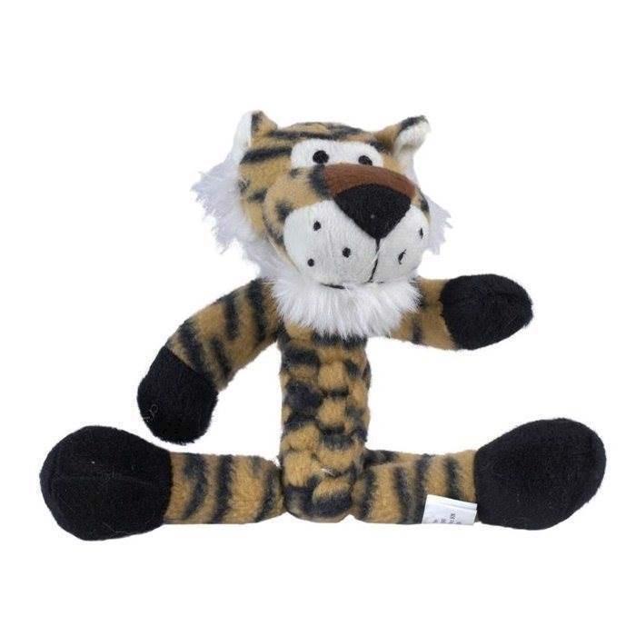 N/A – Kong braidz tiger, small fra mypets.dk