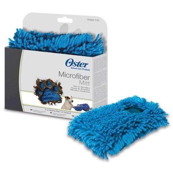 N/A – Oster paw cleaner, ekstra klud på mypets.dk