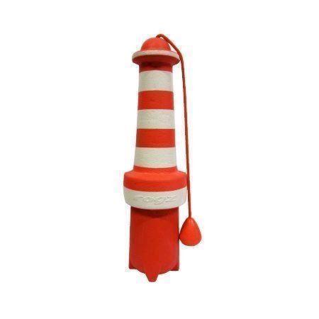 Rogz Lighthouse fyrtårn - vandlegetøj til hunde