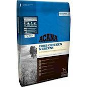 Acana Cobb Chicken and Greens kornfrit hundefoder