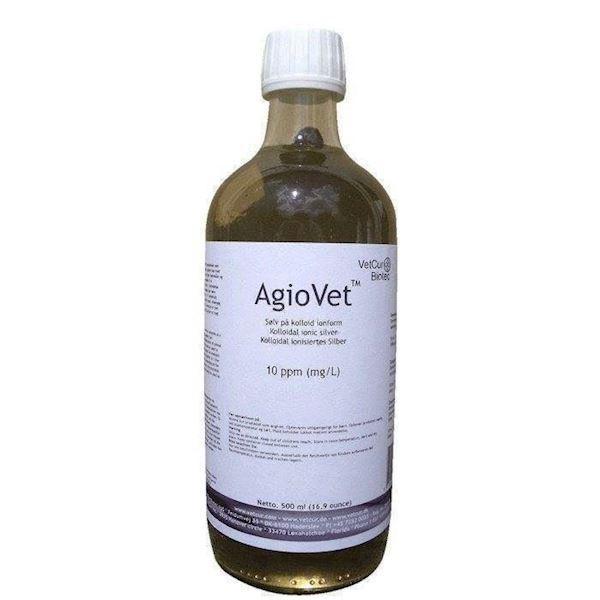 N/A – Vetcur agiovet, desinfektionsmiddel 500 ml på mypets.dk
