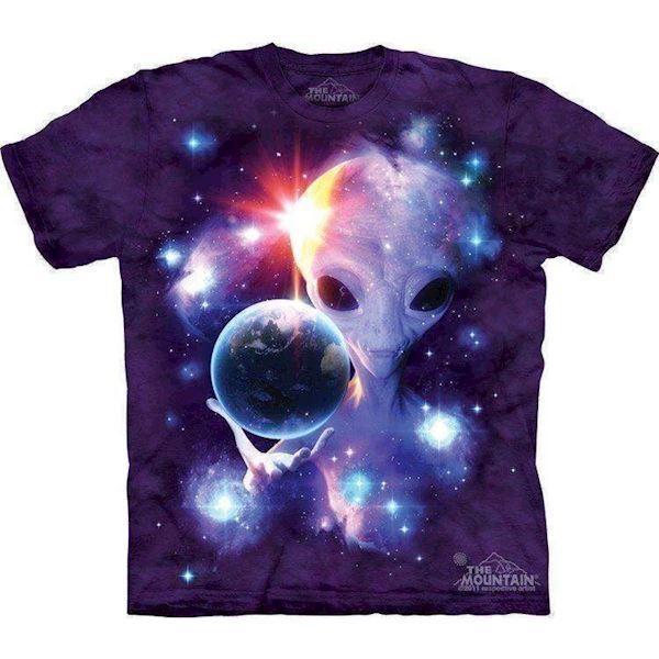 Alien origins t-shirt fra N/A fra mypets.dk