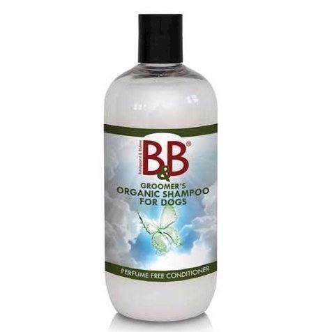 B&B parfumefri balsam til hunde, 250 ml