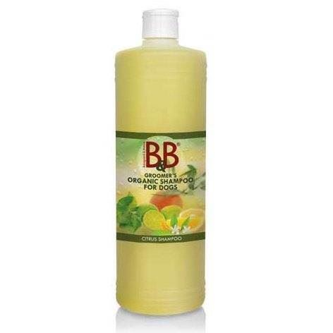 N/A – B&b hundeshampoo med citrus, 1 liter på mypets.dk
