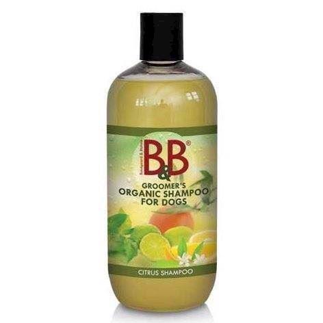 B&B hundeshampoo med citrus