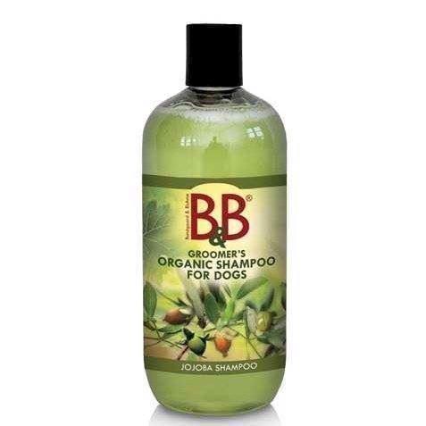 B&B Hundeshampoo Med Jojoba, 250Ml
