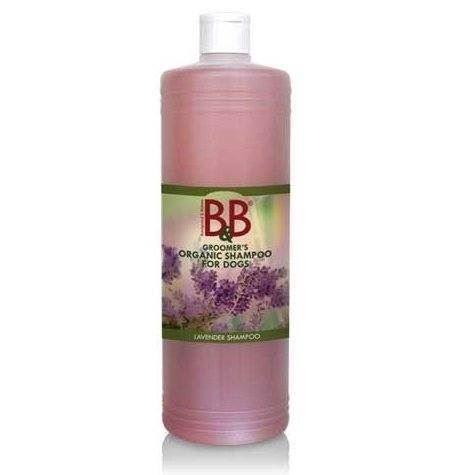 B&b shampoo med lavendel, 1 liter fra N/A på mypets.dk