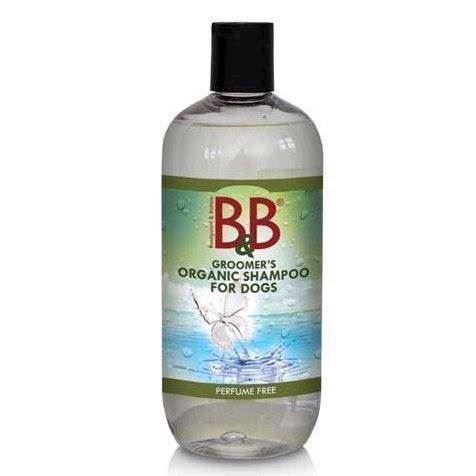 B&B hundeshampoo - parfumefri, 250 ml