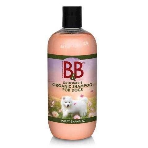 B&b puppy shampoo fra N/A fra mypets.dk
