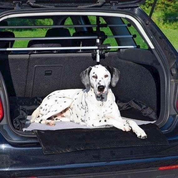 N/A Hundeseng/bagagerum beskyttelse til bilen, 95 x 75 cm på mypets.dk