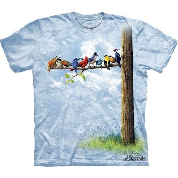 N/A – Bird tree t-shirt fra mypets.dk