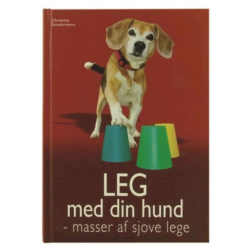 N/A Leg med din hund, af christina sondermann fra mypets.dk