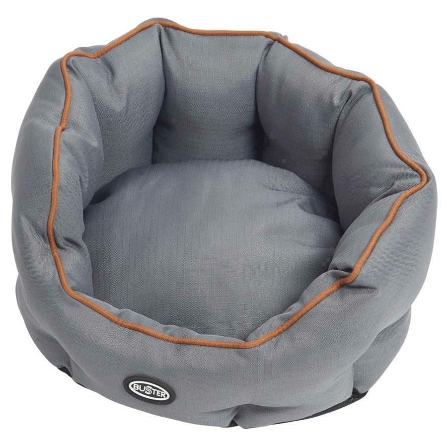 N/A – Buster cocoon seng, steel grey, small fra mypets.dk