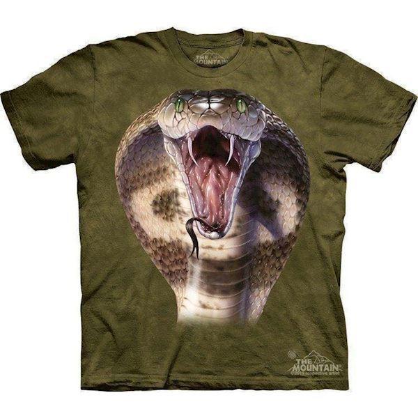 N/A – Cobra face t-shirt på mypets.dk