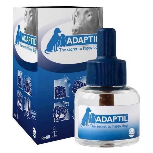 N/A – Refil til adaptil dab diffusor, flaske 48 ml til hund fra mypets.dk