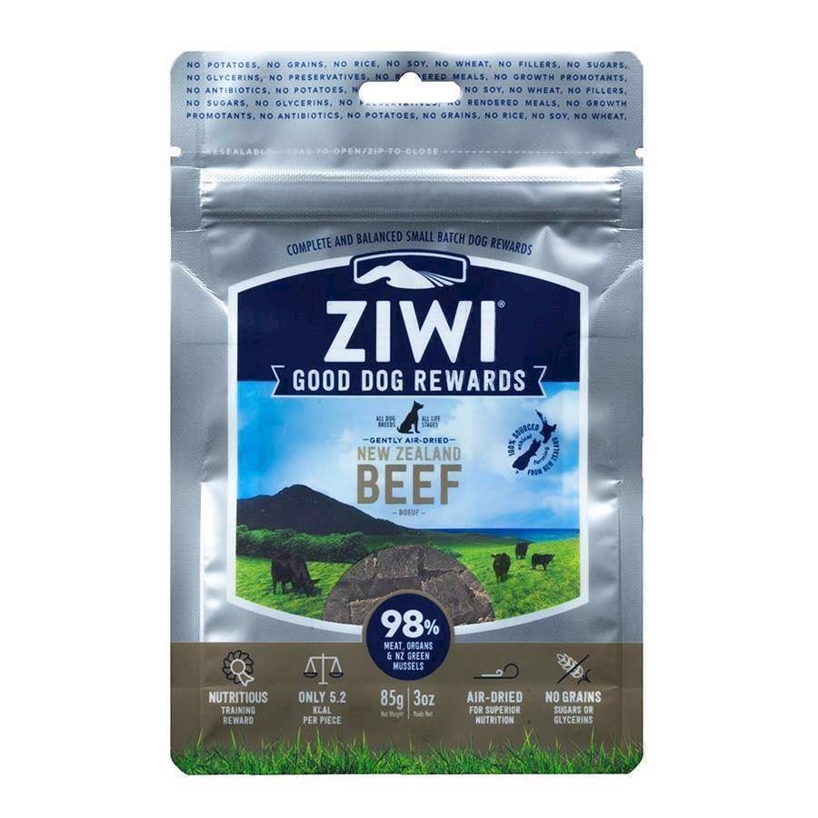 N/A – Ziwipeak godbidder med oksekød fra mypets.dk