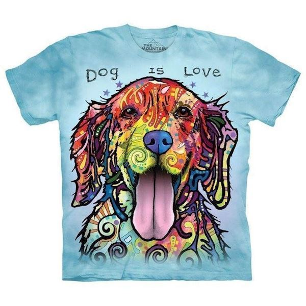 N/A Dog is love - rescue collection fra mypets.dk