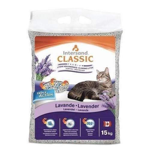 N/A Extreme classic kattegrus med lavendel, 15 kg fra mypets.dk