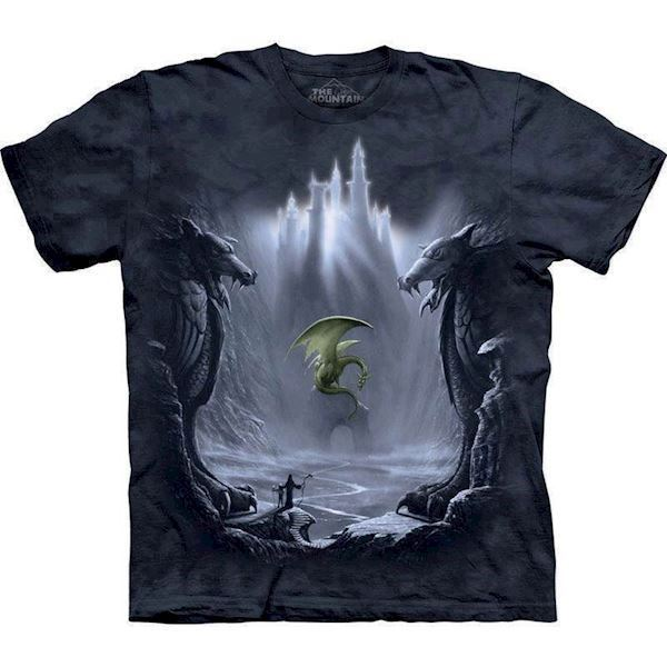N/A – Lost valley t-shirt fra mypets.dk