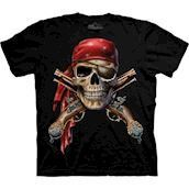 Skull And Muskets t-shirt