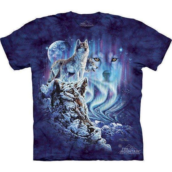 N/A – Find 10 wolves t-shirt fra mypets.dk