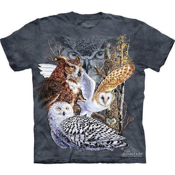 N/A – Find 11 ugler t-shirt på mypets.dk