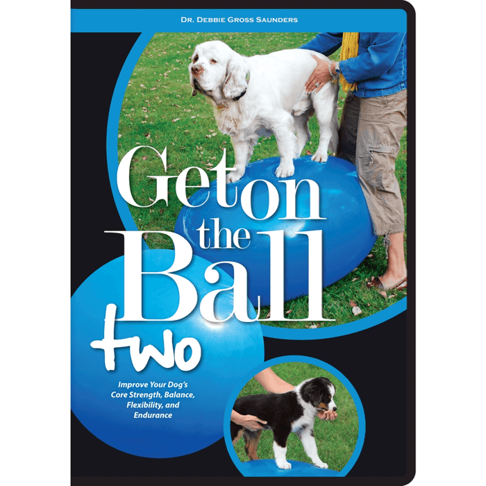 N/A Fitpaws training dvd  - get on the ball 2 på mypets.dk