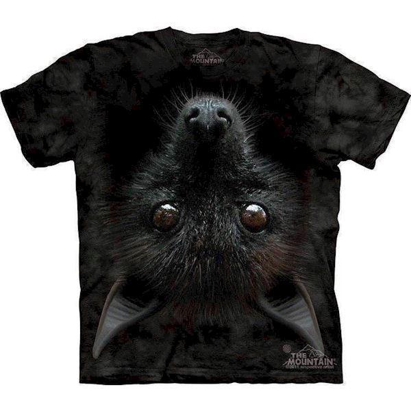 N/A T-shirt med kæmpe flagremus på mypets.dk