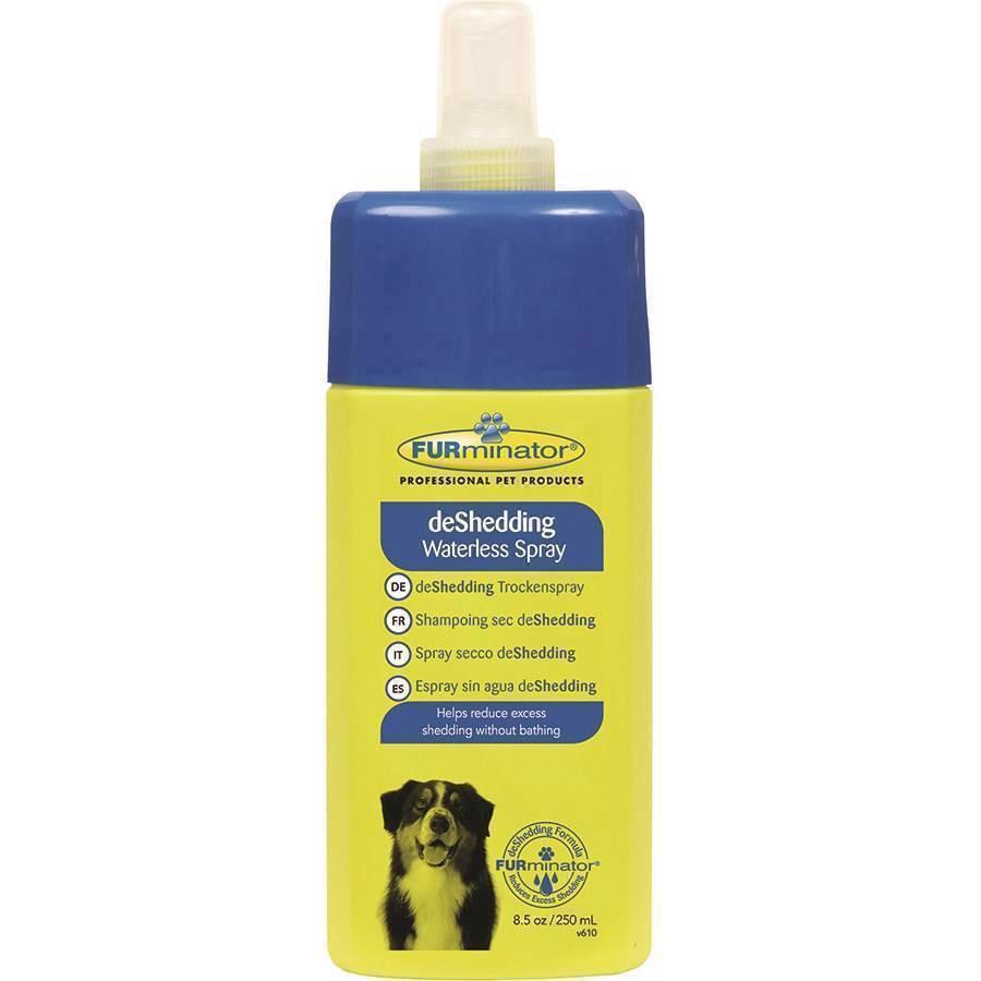 N/A – Waterless deshedding shampoo og balsam fra mypets.dk