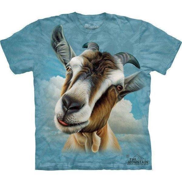 N/A Frisk geddebuk t-shirt, voksen 3xl på mypets.dk