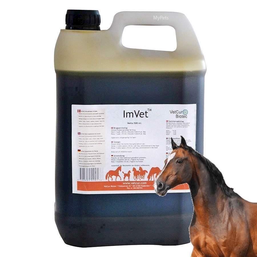 Imvet til hest - 4,5 liter storkøb fra N/A fra mypets.dk