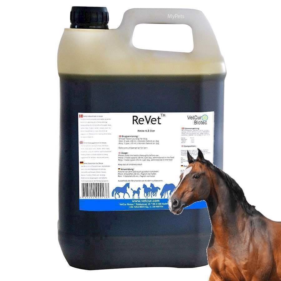 Revet til hest - 4,5 liter storkøb fra N/A fra mypets.dk