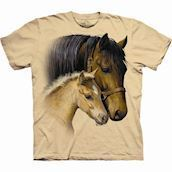 Gentle Touch heste t-shirt