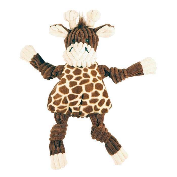 Hugglehound giraffe knotties fra N/A på mypets.dk