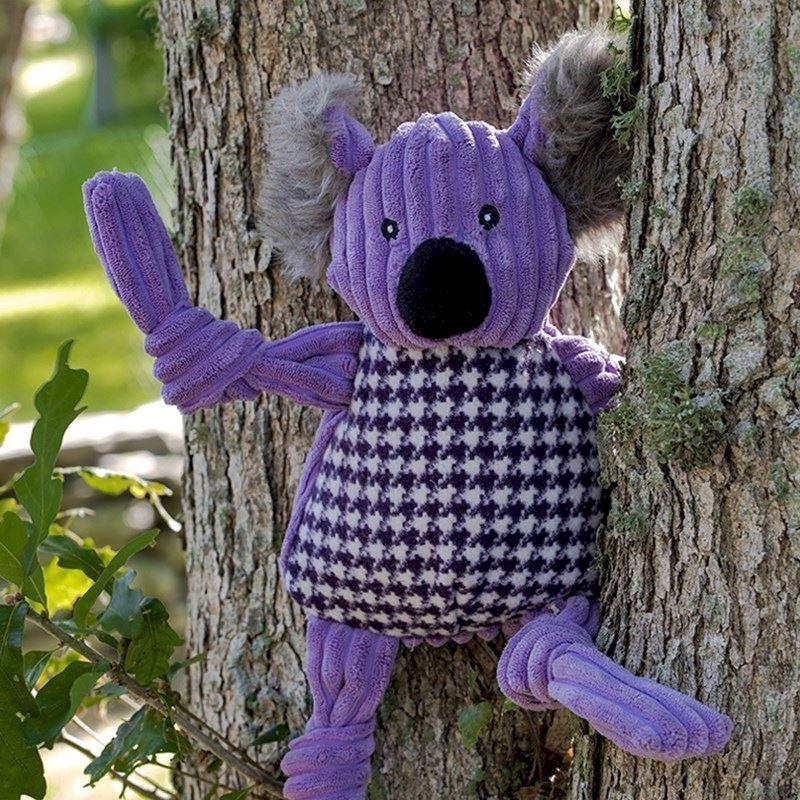 Hugglehound koala bear knotties, small fra N/A fra mypets.dk
